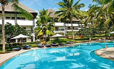 Turtle Bay Beach Club Watamu Accommodation In Kenya Africanmecca Safaris Tours