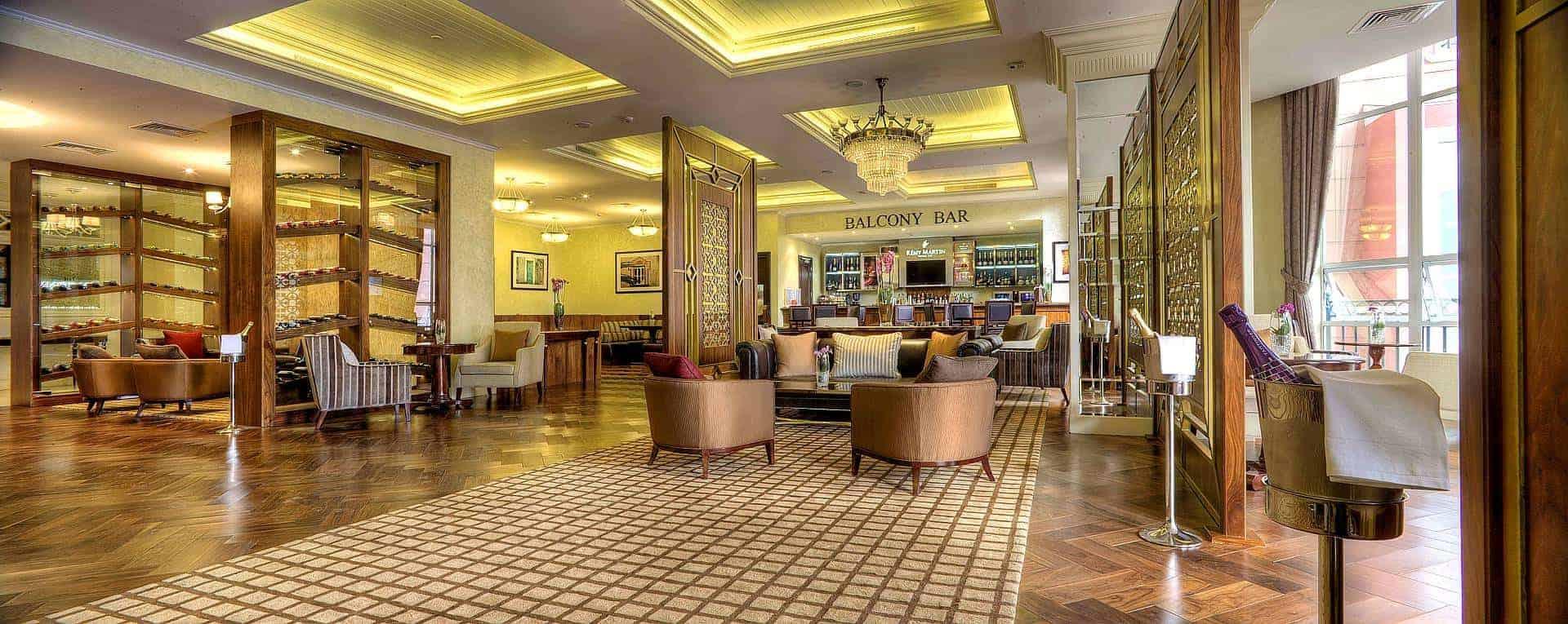 Expert Rating Reviews >> Villa Rosa Kempinski Nairobi - Kenya Accommodation ...