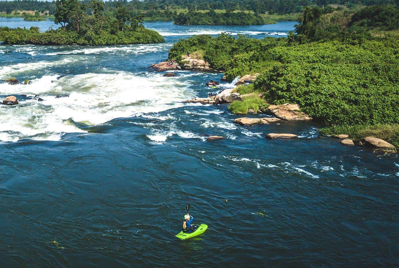 Nile River Kayaking