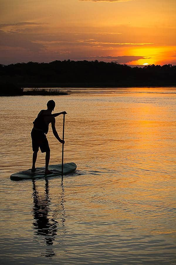 Paddleboard Tour On The Nile