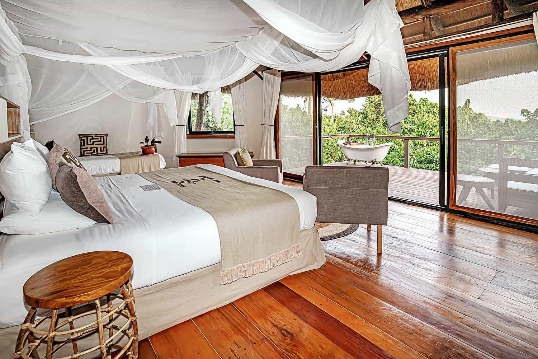 Wildwaters Lodge Accommodation Jinja - Nile River