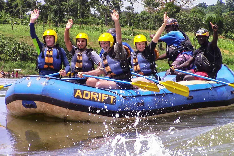 Wildwaters Lodge Safari Jinja - Nile River Tour