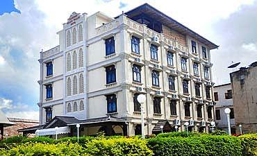 ZANZIBAR GRAND PALACE HOTEL